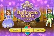 SOFIA THE FIRST | First Ballroom Waltz | Super Cartoons Disney Network