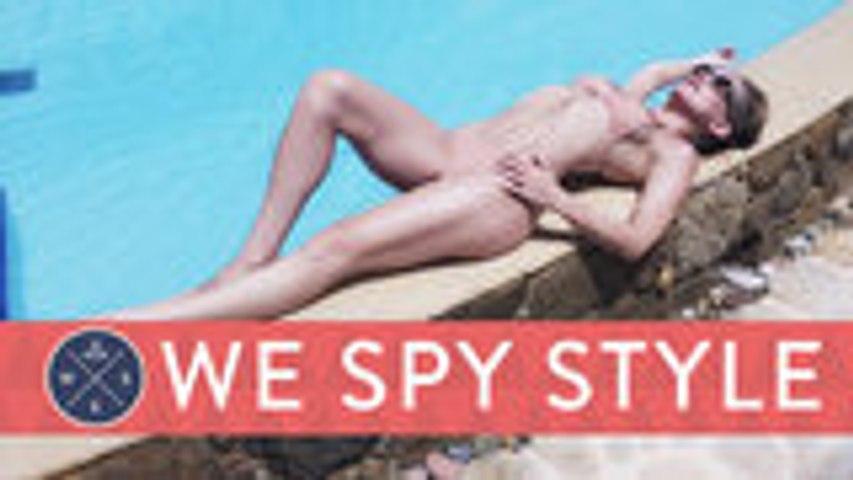 We Spy: Will You Wear a Nude Bikini This Summer?