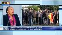 "Taxis: ""Les violences sont inadmisibles"", martèle Taubira"