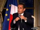 Interview télévisée de Monsieur Sarkozy 4