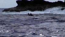 Morotiri Rocks - diving on the wild side