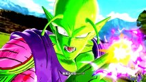 Dragon Ball Xenoverse Goku, Piccolo & Freex3r vs Raditz Saiyan Saga