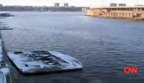 Plane Crash Hudson River New York City Water Jan 17