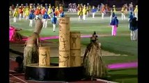 Highlights from the Opening Ceremony of the 14th Pacific Games