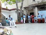 Afro Cuban Rumba music and dance -- havana, cuba