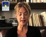 Virginie Efira affronte Thierry Lhermitte pour la Fondation pour la Recherche Médicale