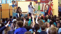 Anti Bullying Speaker For Elementary School Students Featuring Anti Bullying Expert Ty Howard