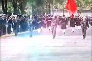 SEMAR Pase de revista para el desfile Militar del 16 de Septiembre 12 de Septiembre de 2012.mp4