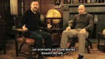 Learn English with Ricky Gervais (sous-titres français)