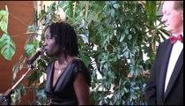 Barack Obamas Schwester, Dr. Auma Obama - Sauti Kuu Foundation