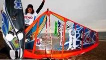 Kiri Thode PWA Sylt Windsurf Freestyle Champion & PWA World Champion 2013