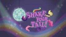 MLP- Equestria Girls - Rainbow Rocks - Cortos Animados [4º Corto] ¡A Bailar! (Español Latino)
