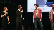 Body Language & Micro Expressions Predict Contest Results at Pioneers Festival 2013