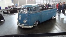 Classy 1948 VW Volkswagen Bulli T1 Pickup low slammed @TuningWorld