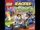 Lego Racers Music - Rocket Racer Run