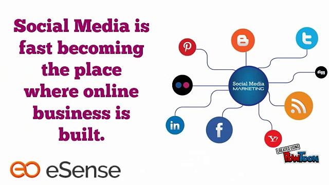 Social Media Optimisation & Marketing
