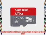 Professional Ultra SanDisk 32GB MicroSDHC BLU Studio 5.0 HD LTE card is custom formatted for
