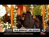 Părintele Iustin Pârvu In premiera UN SFANT S A NASCUT ( ENGLISH )