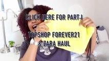 Hair  Style Massive Haul Pt 2  Sephora MAC & Drugstore Makeup!!!
