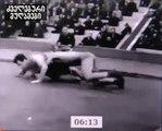 Vladimir Rubashvili ვლადიმერ რუბაშვილი  Olympic bronze medalist in Freestyle wrestling in 1960