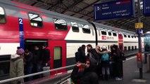Gare de Lausanne, Suisse 09.12.2012