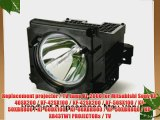 Replacement projector / TV lamp XL-2000 for Mitsubishi Sony KF-40SX200 / KF-42SX100 / KF-42SX200