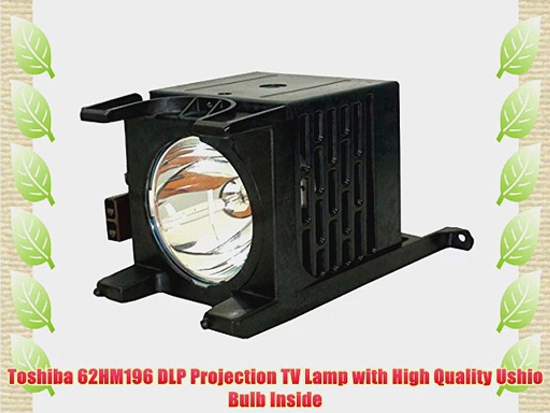 D95-LMP Toshiba DLP Projection TV Lamp Replacement Toshiba TV Lamp Replacement with High Quality Ushio Bulb Inside