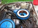"""save a mazda rx7 rotary starting after 16 years  """"rx7 jungle"""""""