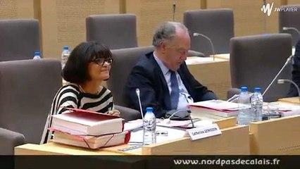 Intervention Jean-Richard SULZER sur le Contrat de Plan de la région - Séance Plénière du 18 juin 2015