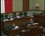 Poseł Artur Dębski - Wystąpienie z dnia 23 czerwca 2015 roku.