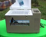 Réfrigérateur Bushman AXE 4 AXE 4 Accessoires 4x4 matériel 4x4 équipements 4x4