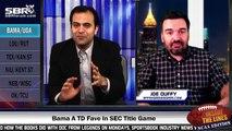 Alabama Crimson Tide vs Georgia Bulldogs: 2012 College Football Picks SEC Championship Game