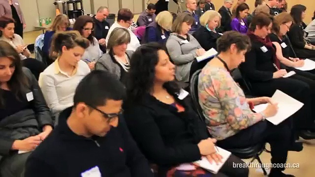 Business Coach Ottawa – Breakthrough Coach offers Business Networking Events in Ottawa