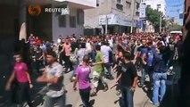 احتجاجات نادرة في غزة ضد حماس بعد مقتل طفل