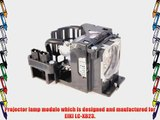 EIKI LC-XB23 projector lamp replacement bulb with housing - high quality replacement lamp