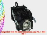 Philips PHI/F-9308-750-0 SONY Replacement Lamp PHI / F-9308-750-0