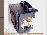 BUSlink Replacement Lamp 915P049020 for Mitsubishi Projection TV WD-57831 WD-65831 WD-73831