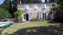 MAUSSANE-LES-ALPILLES Villa A VENDRE - 130 m² sur terrain clos arboré avec piscine