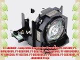 ET-LAD60W - Lamp With Housing For Panasonic PT-DZ570U PT-DW6300US PT-DZ6700U PT-DZ6710U PT-D6000US