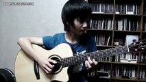 (Kotaro Oshio) Twilight - Sungha Jung (2nd Time)