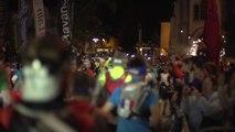 80km - Le Départ - Chamonix Marathon du Mont-Blanc 2015
