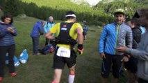 80km - Passage au Buet - Chamonix Marathon du Mont-Blanc 2015