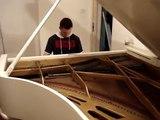 AEROSMITH i dont wanna miss a thing in piano