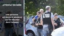 VIDÉO - Attentat en Isère : c'est l'actu du jour, en 30 secondes