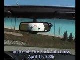 Audi S4 Cabriolet Auto-X In Car Camera