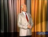 Christmas Jokes: Johnny Carson, The Simpsons' Best Selling Record Album, 1990