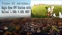 Dragonlink 7km FPV Distance Record with Narrative - Skywalker GoPro