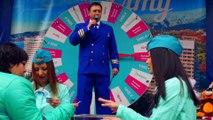 Грандиозный розыгрыш финала акции  «Накупи на Ялту» в Торговом Центре «Муравей» на проспекте Ленина