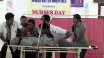 ICU Dance Skit.. Nurses Day celebration , Apollo Victor Hospital