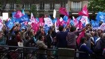 Le Manif Pour Tous se mobilise contre la GPA. Paris/France – 18 juin 2015